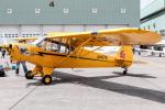 KAMIYA JASDFさんが、札幌飛行場で撮影した日本法人所有 PA-18-150 Super Cubの航空フォト(写真)