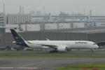 鴎の爪団さんが、羽田空港で撮影したルフトハンザドイツ航空 A350-941XWBの航空フォト(写真)