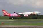 青春の1ページさんが、成田国際空港で撮影したタイ・エアアジア・エックス A330-343Xの航空フォト(写真)