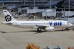 キイロイトリさんが、関西国際空港で撮影したV エア A320-232の航空フォト(写真)