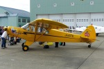 Snow manさんが、札幌飛行場で撮影した日本法人所有 PA-18-150 Super Cubの航空フォト(写真)