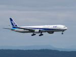 むらさめさんが、新千歳空港で撮影した全日空 777-381の航空フォト(写真)