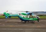 LOTUSさんが、八尾空港で撮影した兵庫県消防防災航空隊 BK117C-2の航空フォト(写真)
