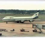 エルさんが、成田国際空港で撮影したイラン航空 747-186Bの航空フォト(写真)