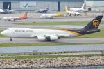 jun☆さんが、香港国際空港で撮影したUPS航空 747-8Fの航空フォト(写真)