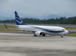 JA655Jさんが、広島空港で撮影したニュージェン・エアウェイズ 737-8Q8の航空フォト(写真)