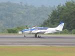 JA655Jさんが、広島空港で撮影した本田航空 58 Baronの航空フォト(写真)