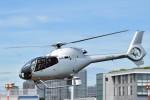 ヘリオスさんが、東京ヘリポートで撮影した日本法人所有 EC120B Colibriの航空フォト(写真)