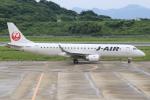 キイロイトリさんが、長崎空港で撮影したジェイ・エア ERJ-190-100(ERJ-190STD)の航空フォト(写真)