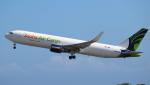 OMAさんが、ダニエル・K・イノウエ国際空港で撮影したアロハ・エア・カーゴ 767-323/ER(BDSF)の航空フォト(写真)