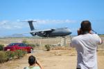 OMAさんが、ダニエル・K・イノウエ国際空港で撮影したアメリカ空軍 C-5M Super Galaxyの航空フォト(飛行機 写真・画像)