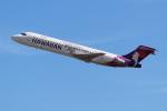 OMAさんが、ダニエル・K・イノウエ国際空港で撮影したハワイアン航空 717-22Aの航空フォト(飛行機 写真・画像)