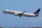 OMAさんが、ダニエル・K・イノウエ国際空港で撮影したユナイテッド航空 737-9-MAXの航空フォト(飛行機 写真・画像)