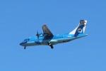 らむえあたーびんさんが、伊丹空港で撮影した天草エアライン ATR-42-600の航空フォト(写真)