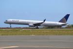 OMAさんが、ダニエル・K・イノウエ国際空港で撮影したユナイテッド航空 757-324の航空フォト(飛行機 写真・画像)