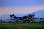 門ミフさんが、佐賀空港で撮影した全日空 767-381/ERの航空フォト(写真)