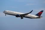 OMAさんが、ダニエル・K・イノウエ国際空港で撮影したデルタ航空 767-332/ERの航空フォト(写真)