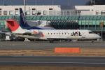 キイロイトリさんが、松山空港で撮影したジェイ・エア CL-600-2B19 Regional Jet CRJ-200ERの航空フォト(写真)