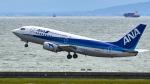 FlyingMonkeyさんが、中部国際空港で撮影した全日空 737-54Kの航空フォト(写真)