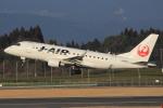キイロイトリさんが、鹿児島空港で撮影したジェイ・エア ERJ-170-100 (ERJ-170STD)の航空フォト(写真)