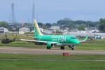 オポッサムさんが、札幌飛行場で撮影したフジドリームエアラインズ ERJ-170-200 (ERJ-175STD)の航空フォト(写真)