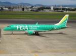 ukokkeiさんが、名古屋飛行場で撮影したフジドリームエアラインズ ERJ-170-200 (ERJ-175STD)の航空フォト(写真)