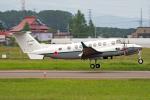 Echo-Kiloさんが、札幌飛行場で撮影した陸上自衛隊 LR-2の航空フォト(写真)