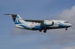 Somaさんが、成田国際空港で撮影したアンガラ・エアラインズ An-148-100Eの航空フォト(写真)