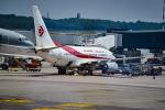 TulipTristar 777さんが、ミラノ・マルペンサ空港で撮影したアルジェリア航空 737-6D6の航空フォト(写真)