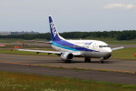 funi9280さんが、新千歳空港で撮影したANAウイングス 737-5L9の航空フォト(写真)