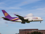 Mame @ TYOさんが、成田国際空港で撮影したタイ国際航空 A380-841の航空フォト(写真)