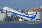 tkosadaさんが、羽田空港で撮影した全日空 A321-272Nの航空フォト(写真)
