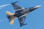 Tomo-Papaさんが、フェアフォード空軍基地で撮影したトルコ空軍 F-16C Fighting Falconの航空フォト(写真)