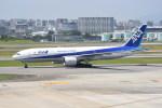 kumagorouさんが、伊丹空港で撮影した全日空 777-281/ERの航空フォト(飛行機 写真・画像)