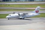 kumagorouさんが、伊丹空港で撮影した日本エアコミューター ATR-42-600の航空フォト(飛行機 写真・画像)