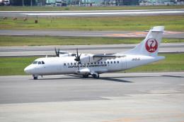 kumagorouさんが、伊丹空港で撮影した日本エアコミューター ATR-42-600の航空フォト(写真)