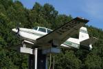 神宮寺ももさんが、道の駅空の夢もみの木パークで撮影した日本個人所有 M20E Super 21の航空フォト(写真)