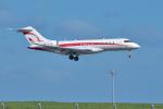 パンダさんが、羽田空港で撮影したマレーシア個人所有 BD-700-1A10 Global Expressの航空フォト(写真)