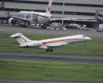 シュウさんが、羽田空港で撮影したエアアジア BD-700 Global Express/5000/6000の航空フォト(写真)
