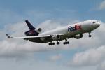 RAOUさんが、成田国際空港で撮影したフェデックス・エクスプレス MD-11Fの航空フォト(写真)