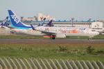 RAOUさんが、成田国際空港で撮影した全日空 737-881の航空フォト(写真)