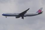 PASSENGERさんが、スワンナプーム国際空港で撮影したチャイナエアライン A330-302の航空フォト(写真)