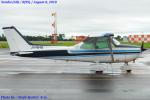 Chofu Spotter Ariaさんが、仙台空港で撮影した日本個人所有 172N Skyhawk 100の航空フォト(写真)