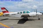 Chofu Spotter Ariaさんが、札幌飛行場で撮影した日本個人所有 58 Baronの航空フォト(飛行機 写真・画像)
