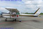 Chofu Spotter Ariaさんが、札幌飛行場で撮影した日本個人所有 172K Skyhawkの航空フォト(飛行機 写真・画像)