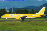Chofu Spotter Ariaさんが、花巻空港で撮影したフジドリームエアラインズ ERJ-170-200 (ERJ-175STD)の航空フォト(飛行機 写真・画像)