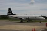コギモニさんが、能登空港で撮影したエアロラボ YS-11A-212の航空フォト(写真)