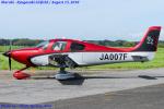 Chofu Spotter Ariaさんが、龍ケ崎飛行場で撮影した日本個人所有 SR22 GTSの航空フォト(写真)