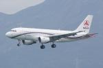 HEATHROWさんが、香港国際空港で撮影したサニー・グループ A319-115CJの航空フォト(写真)