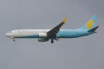 PASSENGERさんが、スワンナプーム国際空港で撮影したジェットコネクト 737-96N/ERの航空フォト(写真)